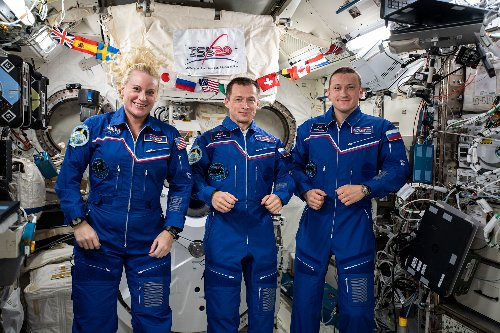 NASA to Provide Live Coverage of Space Station Crew Landing