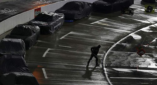 Xfinity Series race at Martinsville postponed to Sunday finish | NASCAR