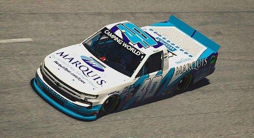 Ryan Truex, Make-A-Wish Foundation team up at Richmond | NASCAR