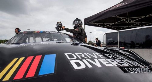 Diversity and inclusion mission making ongoing strides in NASCAR