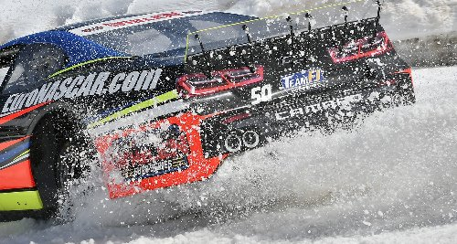 Snow Day: NASCAR hits the ice in France | Official Site Of NASCAR