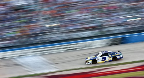 No. 9 car of Chase Elliott disqualified at Nashville   NASCAR