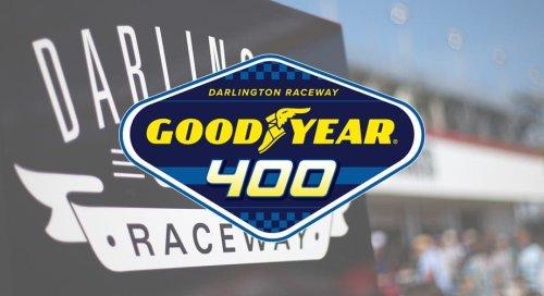 Darlington Raceway rolls with Goodyear for Goodyear 400 | NASCAR