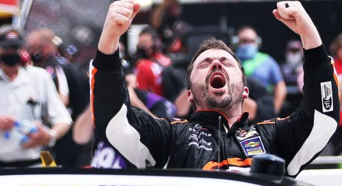 Josh Berry making the most out of JR Motorsports opportunities | NASCAR
