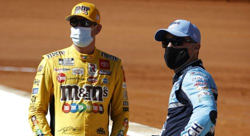 Long betting odds tell the story of favorites Harvick, Busch | NASCAR