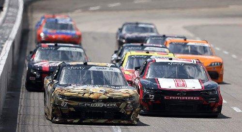 Gray Gaulding, Joe Graf Jr. scuffle post-race at Martinsville | NASCAR