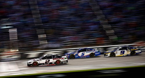 Brad Keselowski: 'We have work to do' after All-Star top fives | NASCAR