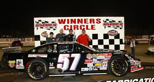 Former driver Mason Mitchell focused on 'getting fans in the stands and just keeping racing alive' at Houston Motorsports Park | Official Site Of NASCAR