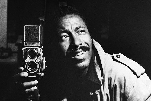 Why does this legendary Black photographer's work continue to resonate today?
