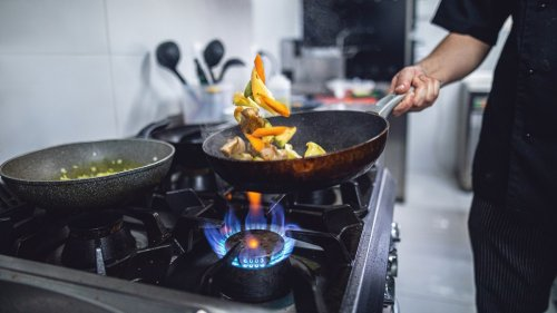 Gas heat and stoves are warming the climate. Should cities start banning them?