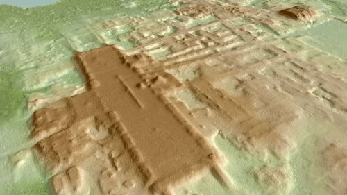 Massive 3,000-year-old Maya ceremonial complex discovered in 'plain sight'