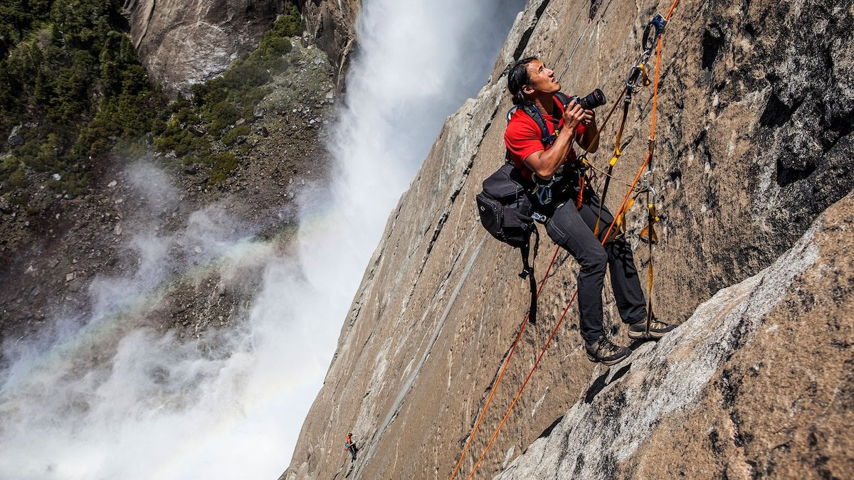 Interview with Photographer Jimmy Chin on Risk, Courage and Storytelling