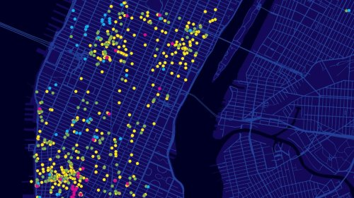 See 100 years of LGBTQ history mapped across New York City