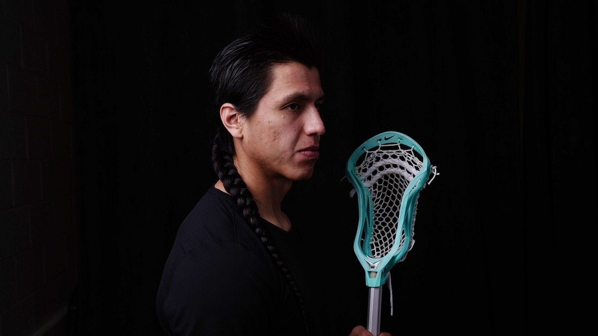 The Iroquois' quest to compete in Olympic lacrosse: 'It's more than a game to us.'