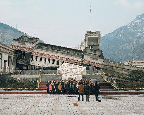 Photos of dark tourism sites around the world