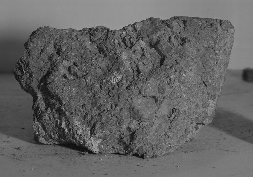 This may be Earth's oldest rock—and it was collected on the moon