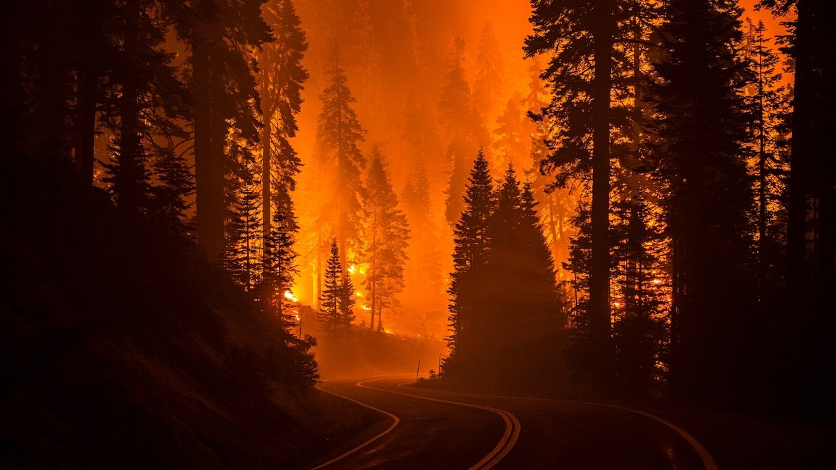 The science of how climate change impacts fires in the West
