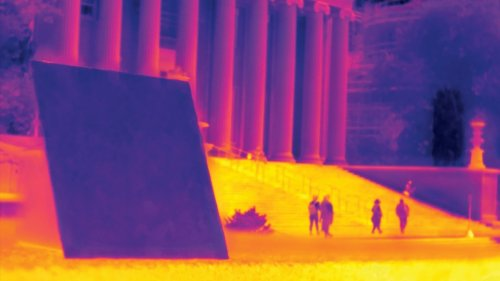 This new technology could help cool people down—without electricity
