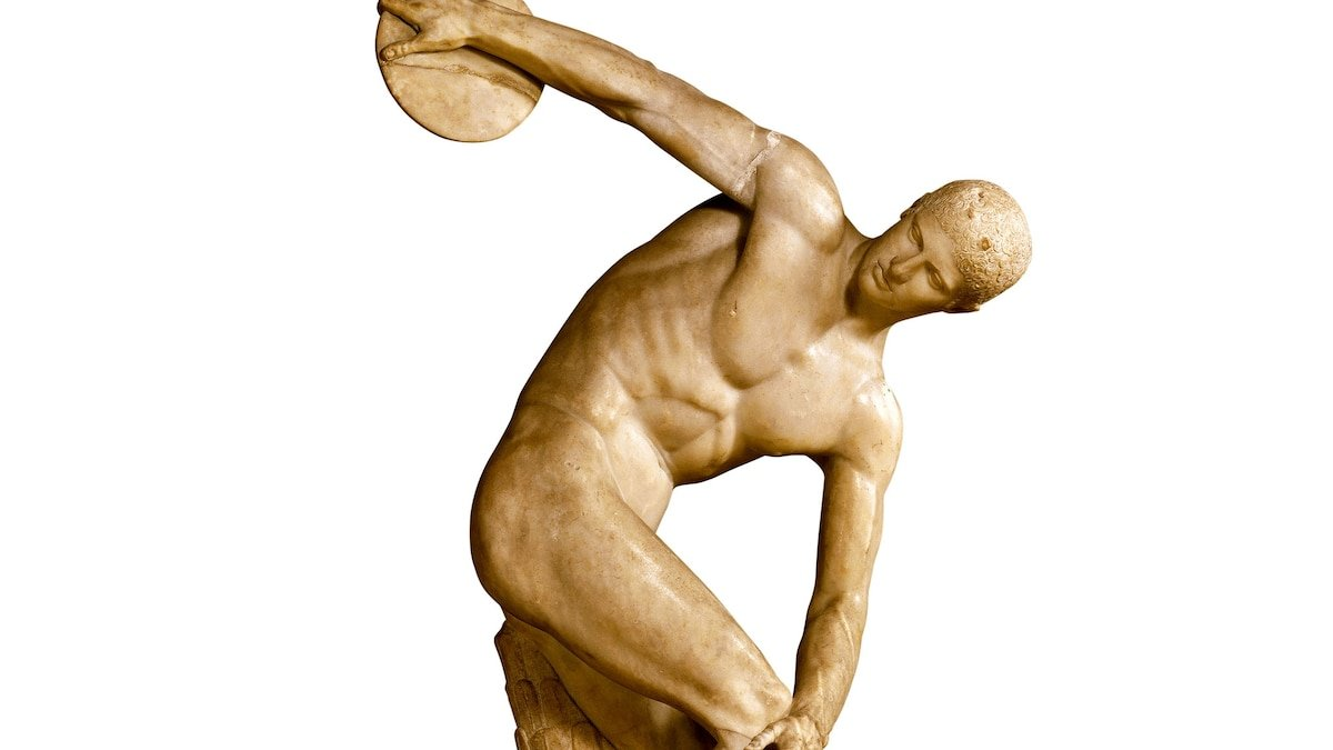 Ancient Greece's Olympic champions were superstar athletes