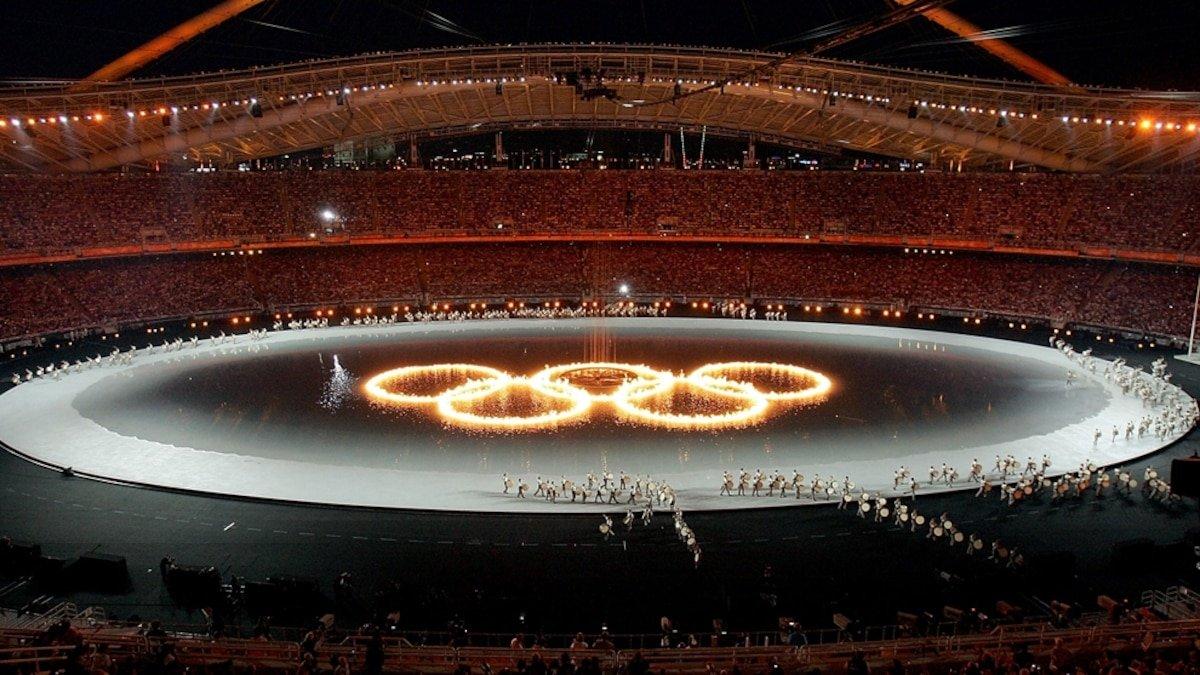 Moments in Olympics history
