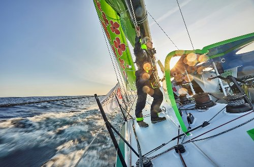 Meet the fearless women sailors taking on the 'Everest of the seas'