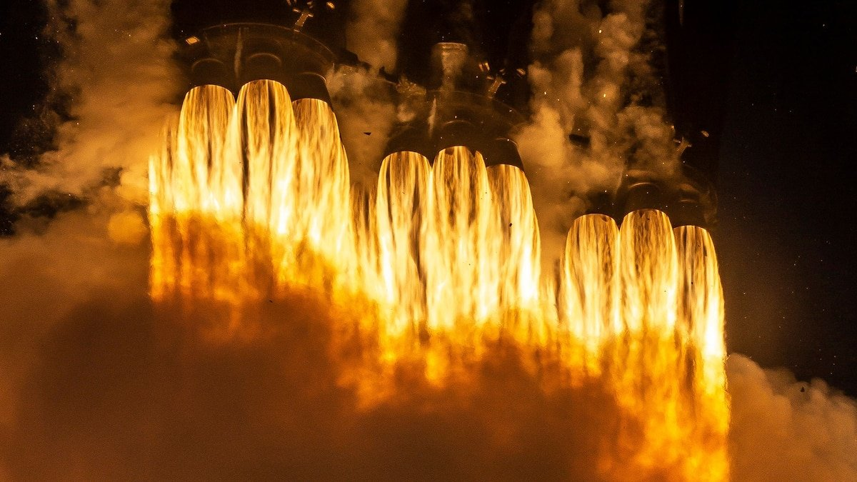 How SpaceX became NASA's go-to ride into orbit