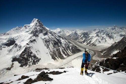 Record-breaking mountaineer Vanessa O'Brien on reaching the Earth's highest and lowest places