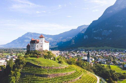 How to plan a hike along the new Liechtenstein Trail