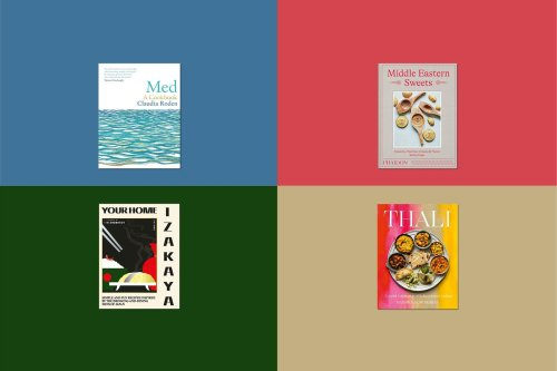 Four of the best new cookbooks for autumn 2021