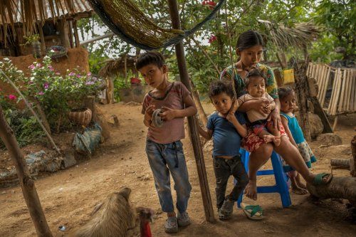 A hunger crisis forces Guatemalans to choose: migration or death