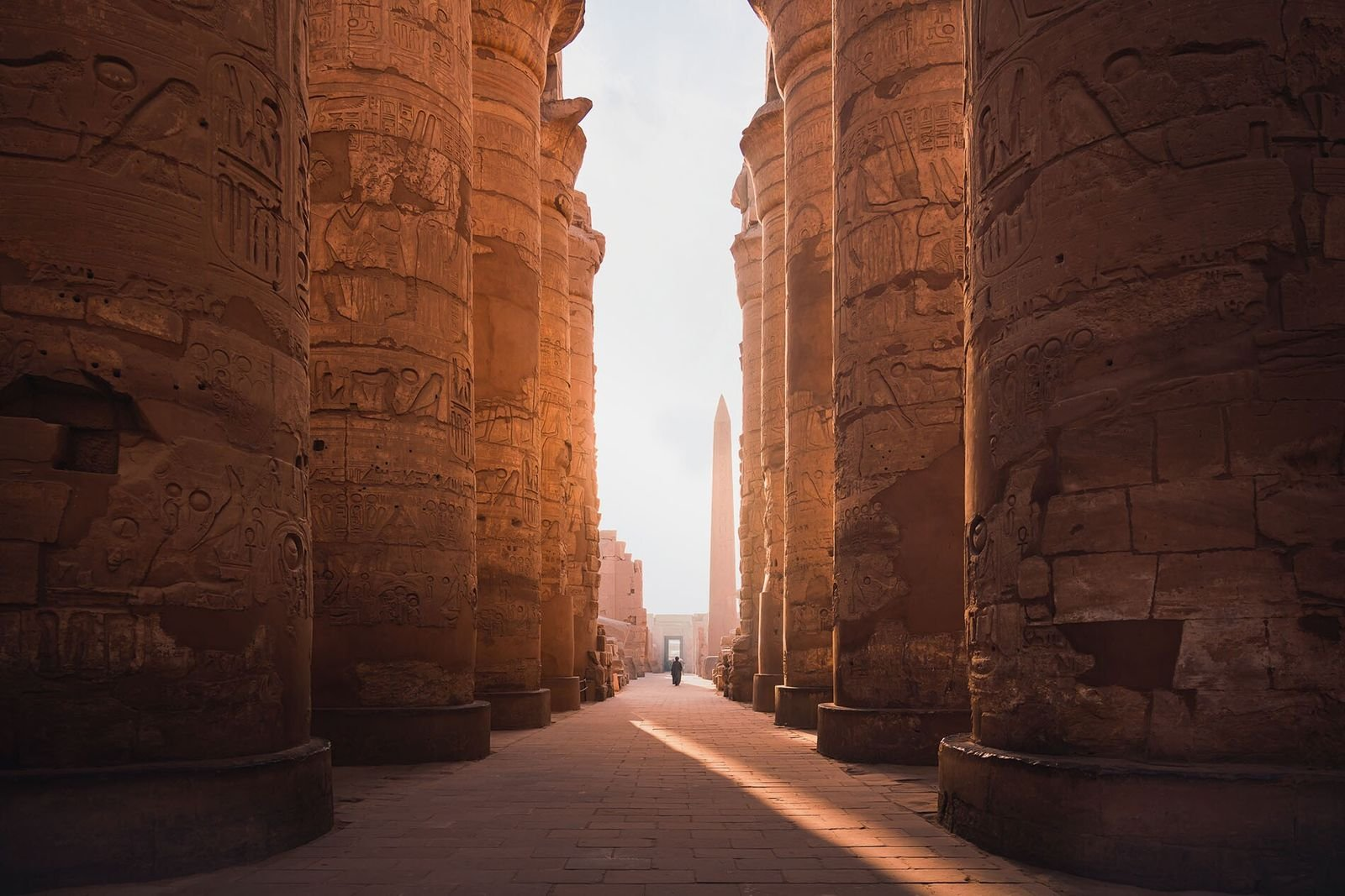 Trace human history across Africa at five iconic ancient sites