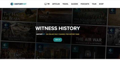 Cómo acceder a la oferta de tres meses gratuitos de History Hit