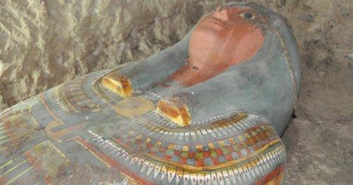 Historia del Antiguo Egipto cover image