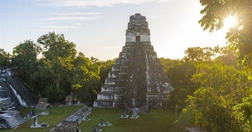 Hallado un barrio diplomático teotihuacano en Tikal