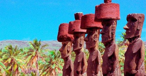 ¿Cuánto sabes sobre la Isla de Pascua y los moai?