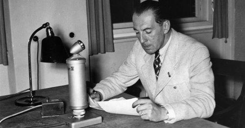 Roland Strunk, el espía de Hitler en la Guerra Civil española