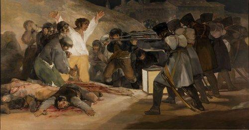 Cuadros y momentos históricos, ¿sabrías reconocerlos?