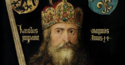 Carlomagno, el padre de la Europa medieval