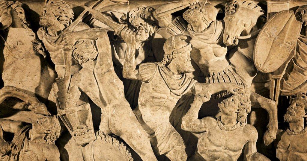 Historia de la Antigua Grecia - cover