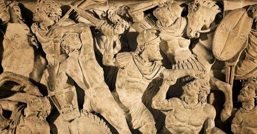 Los griegos y los bárbaros