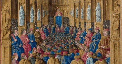 El concilio de Clermont, el inicio de las Cruzadas