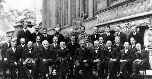 ¿Reconoces a estos científicos?