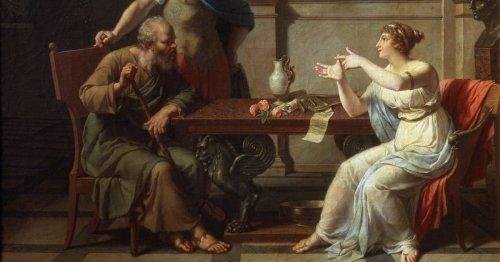 Sócrates, el ciudadano de Atenas