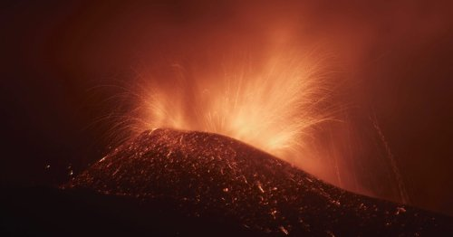 El origen grecolatino de los términos volcánicos