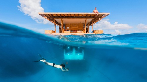 10 of the World's Most Unusual Hotels