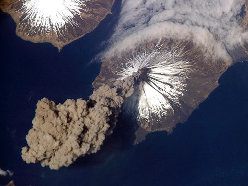 Volcanoes, explained