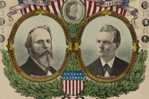 The 1876 election was the most divisive in U.S. history. Here's how Congress responded.