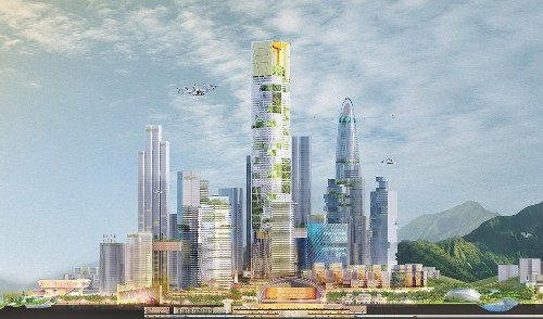 This is what the future's sustainable cities could look like