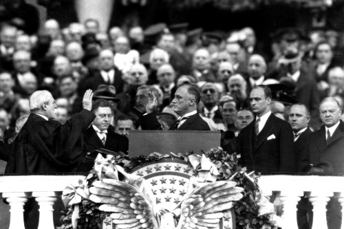 Past inaugural addresses show the way forward through times of crisis