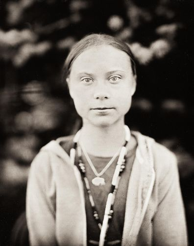 Greta Thunberg reflects on living through multiple crises in a 'post-truth society'